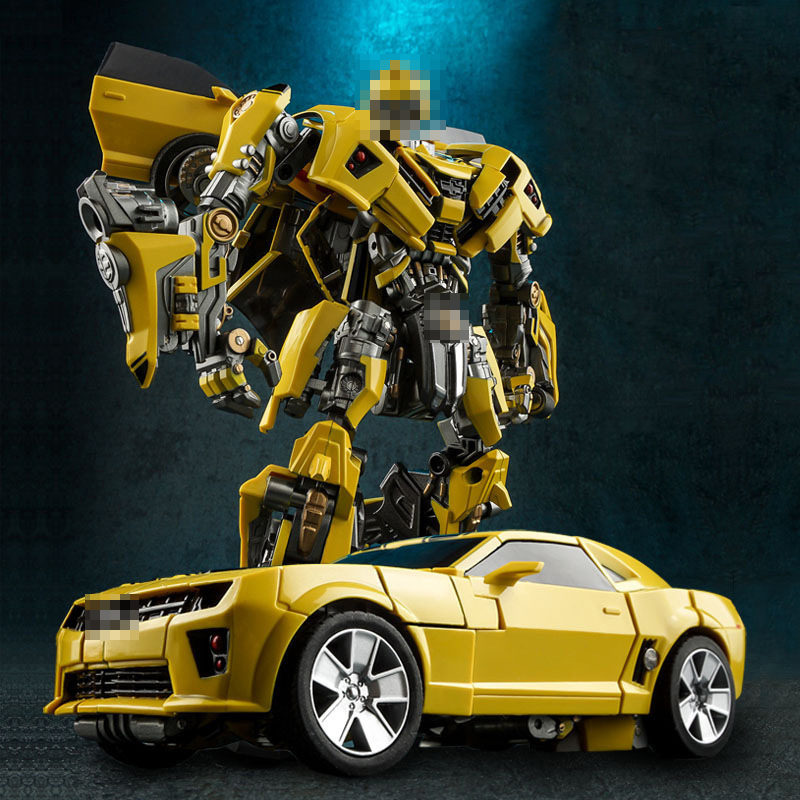 Weijiang M03 Bubblebee 2 Styles Transformation Anime Series Robot Alloy Car Model Action Figure Toys For Children Xmas Gift Boys