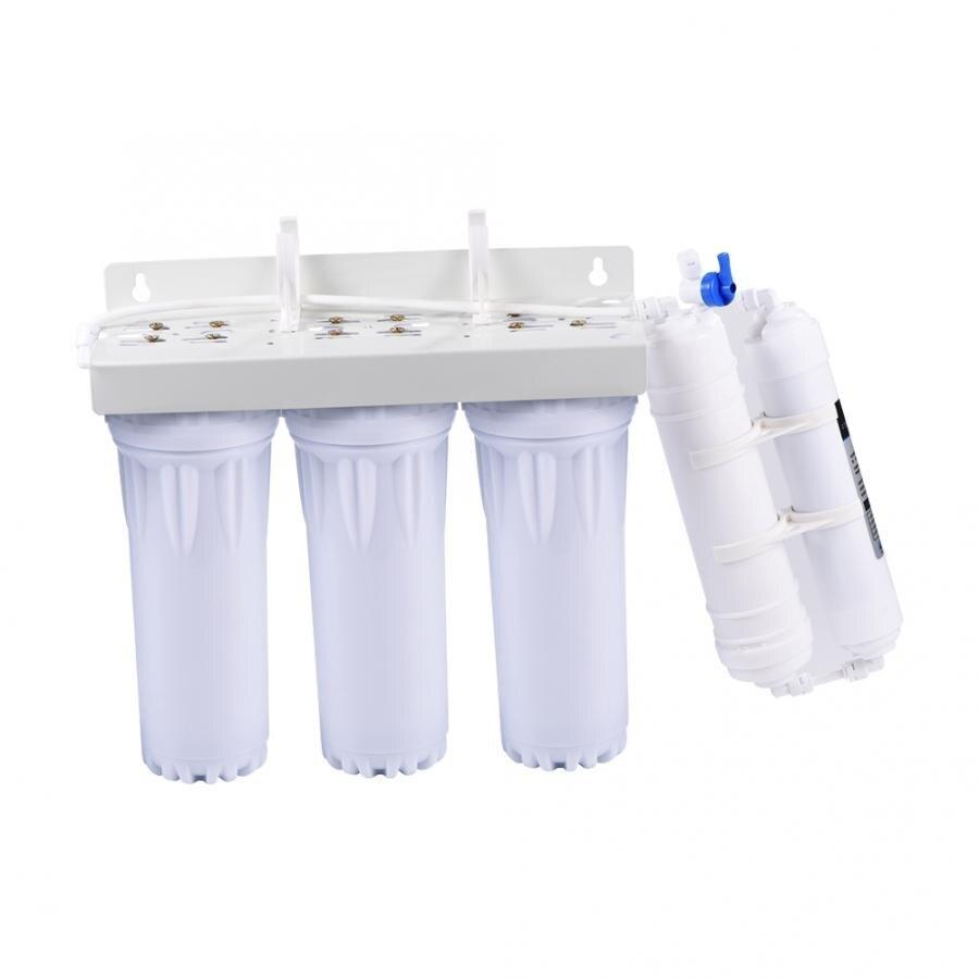 5-ступенчатый фильтр для очистки воды, система фильтрации питьевой воды с обратным осмосом, фильтр для фонтанной воды для дома