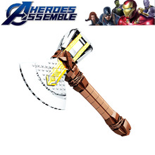 New Creator series the Infinity Storm Tomahawk Model block Building Blocks set classic Comics Super Heroes big action Figure Toy