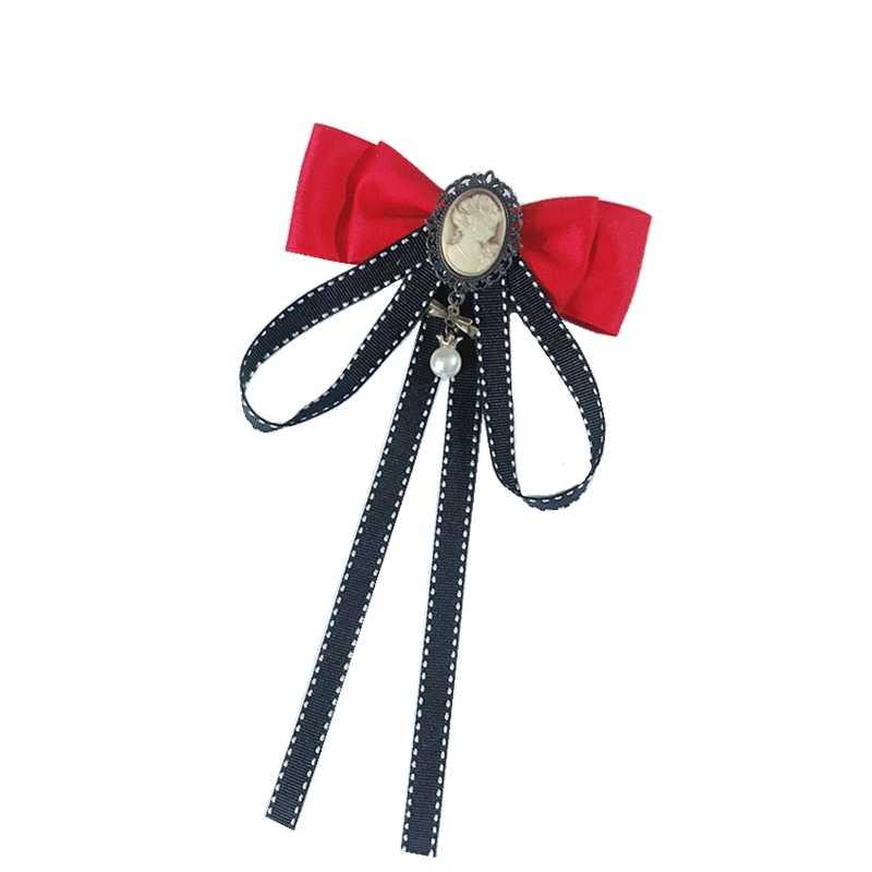الرجال النساء مكتب العمل نادي الزفاف طوق الرقبة مقاطع دبوس ربطة القوس فيونكة سبيكة اللؤلؤ حبة حجر الراين كريستال موحدة الشريط ربطة