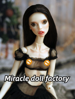 bjd doll 1/4 Phyllis/Beth female bjd sd female doll give eyeball joint doll gift