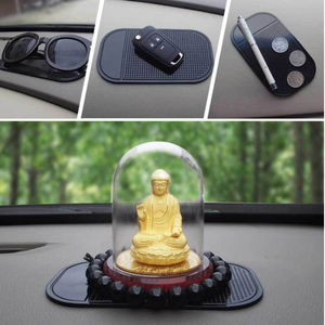 Coin-Gel-Pads Non-Slip-Mat Car-Gadget Dashboard-Phone Auto Interior Spider Fixed-Gel