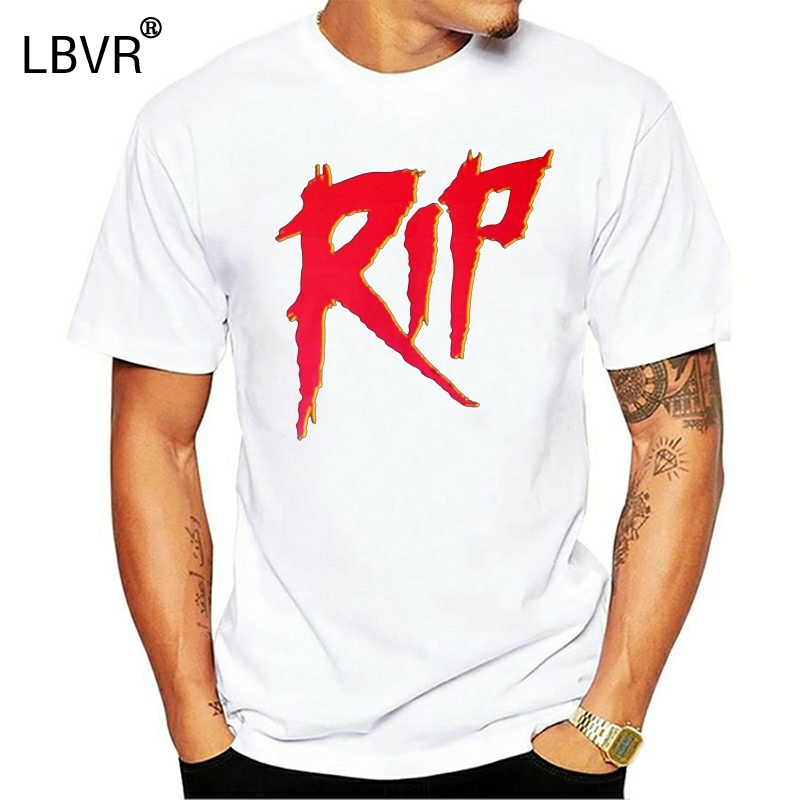 Men tshirt RIP Heavy Metal Magazine Logo Unisex T Shirt women T-Shirt tees top