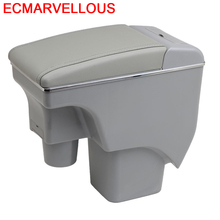 Arm Rest Upgraded protector Automobiles Car Car-styling Armrest Box 05 06 07 08 09 10 11 12 13 14 15 16 17 18 FOR Ford Focus