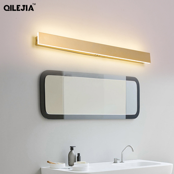 LED Wall Lamp Strip-shaped Bedroom Lamp Surface Mounted Commercial Space Porch Simple Modern LED Decoration Living Room Lamp