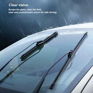 Image 5 - 2 adet araba sileceği Blade cam silecekleri Citroen c elysee için C5 C4 Aircross DS5 DS7 C2 C3 C5 kauçuk otomatik silecek harici aksesuarı