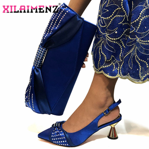 Image 3 - Nouveauté ensemble chaussures et sacs assortis