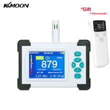 CO2 Sensor Detector Monitor Co2-Meter-Tester Carbon-Dioxide Air-Quality Portable