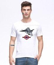 T-shirt à manches courtes et col rond pour homme, vêtement hip-hop avec motif avion français de base dassaut rafale fighter, 2020
