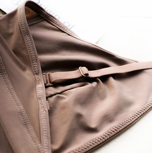 Image 5 - Wriufred Không Lót Bộ Băng Lụa Liền Mạch Gợi Cảm Bộ Quần Lót Cotton Nữ Thoáng Khí Ngủ Áo Ngực Quần Lót Phù Hợp Với