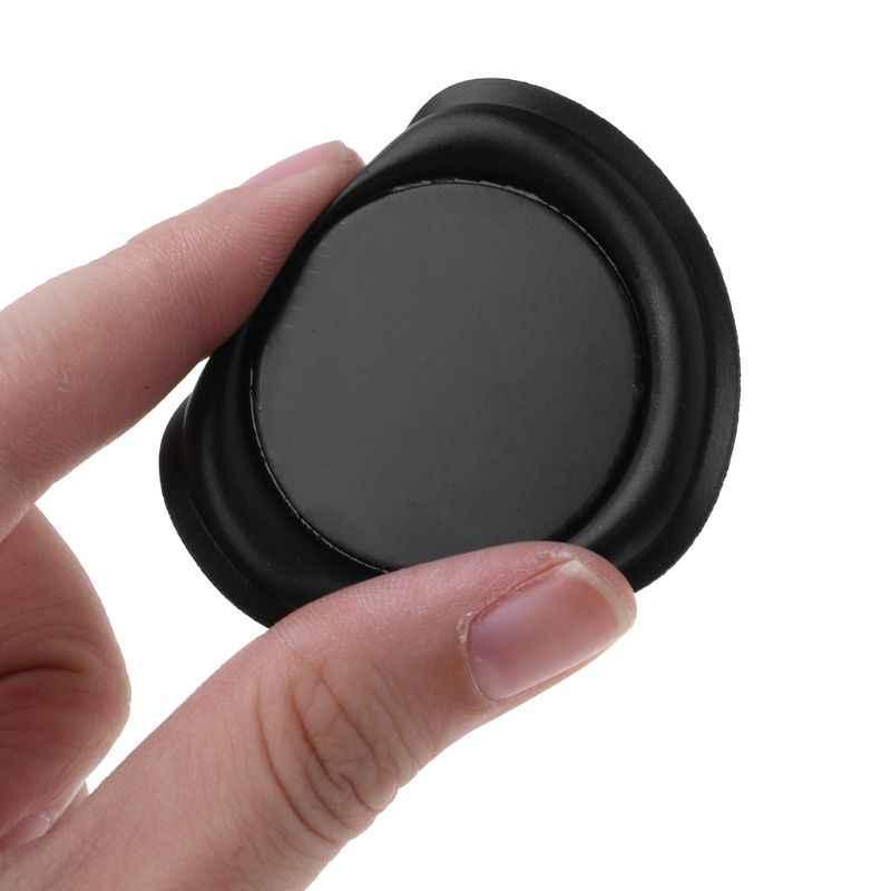 2 sztuk 50mm membrana głośnika pasywny Radiator głośnik subwoofer membrana drgań z gumy basowej głośniki niskotonowe dropshipping