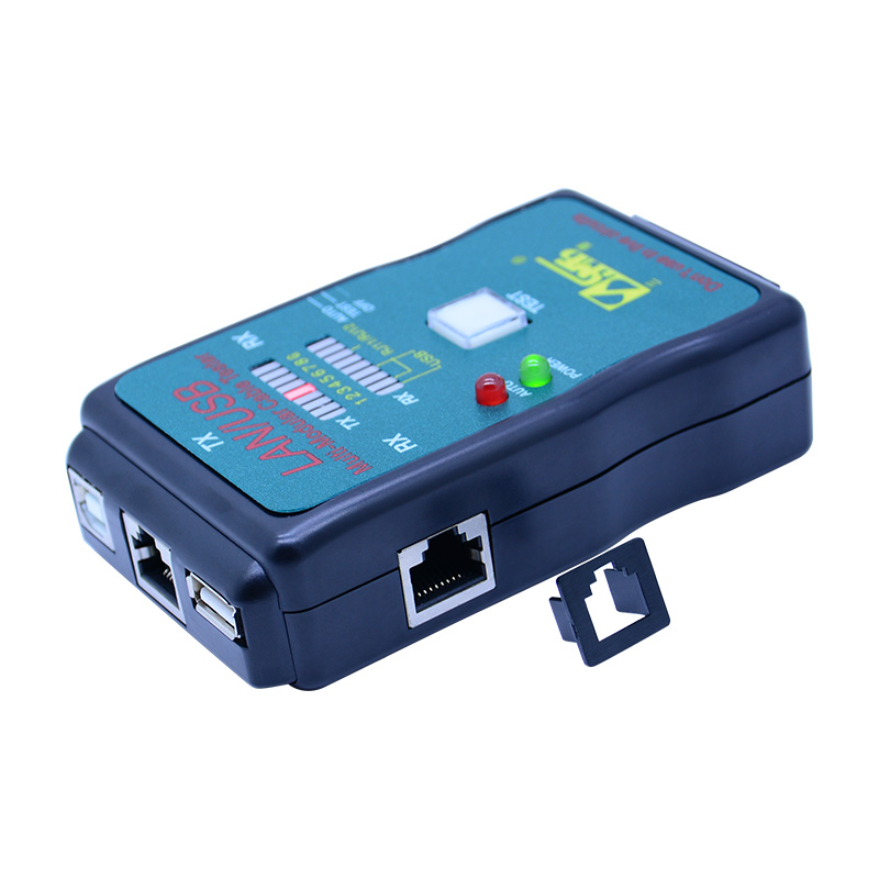 CT-168 lan usb cable tester RJ45 Cat5 RJ11 Network cable finder Multiple Interfaces Line Maintenance with voltage pen 2