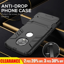 [Clearance] For Motorola Moto G5 G6 Plus Luxury Protective Case For Moto Z2 Play Z Force E4 Shockproof Full Back Cover Case goowiiz серебряный moto z force