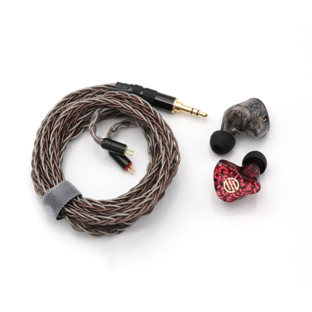 BGVP V12 12BA Music Headphones In Ear Monitors Professional Balanced Armature Noice Cancelling MMCX Wired Dj Headphones 5