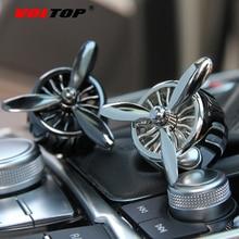 מדחף רכב קישוטי אביזרי אוויר מטהר קישוט לסובב לשקע מיזוג אוויר רב סגנון ניחוחות בושם קליפ