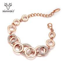 От viennois покрытие из корейский Стиль пузырь браслет для женщин