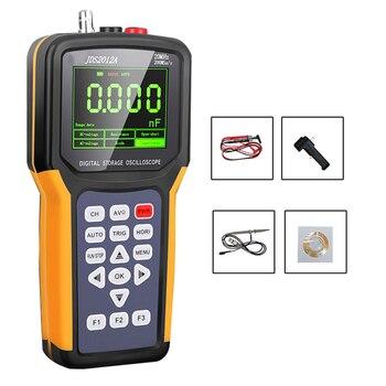 JDS2022A Handheld Oscilloscope 2 Channels 20MHz oscilloscope JDS2022A 20MHz Bandwidth super function in stock JDS2012A
