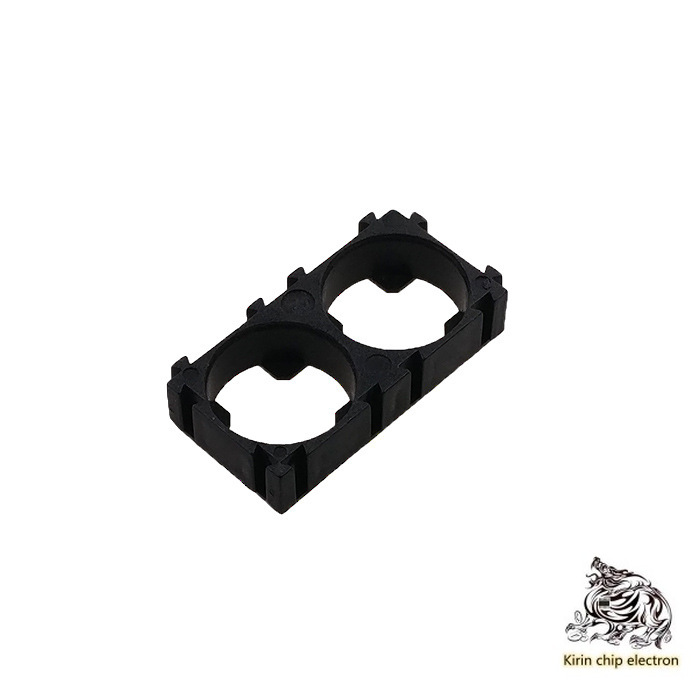 10PCS/LOT Dual 18650 Lithium Battery Fixed Bracket With Bayonet Can Be Assembled In Multiple Shapes 2 Series