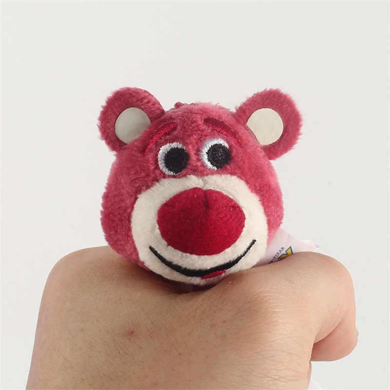 История игрушек мультфильма 4 аниме форки кролик Вуди инопланетянин Базз Лайтер Рекс Джесси чучела кукла-брелок для ключей детские плюшевые игрушки вечерние подарки