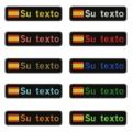 Испанская модель, 10 х2, 5 см, вышивка с именем под заказ, значок в полоску, наклеиваемый утюгом или застежка-липучка, нашивки для рюкзака