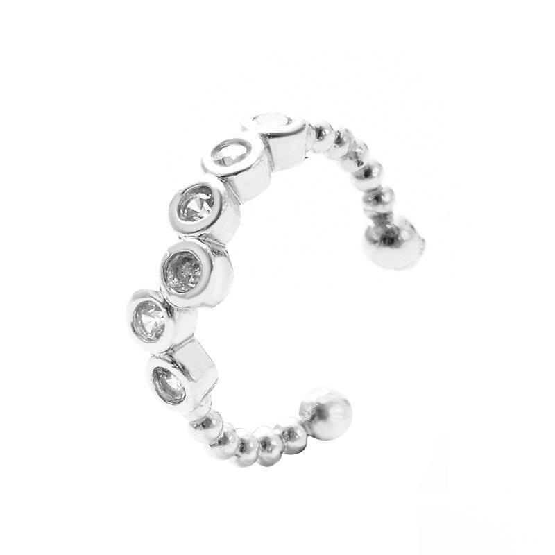 07 silver earrings