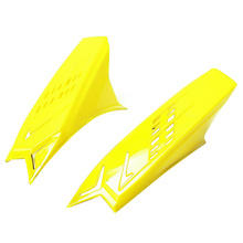 2PCS Universal Helmet Horn Racing Ear Strong Adhesive Modification Accessories Drop Shipping #726
