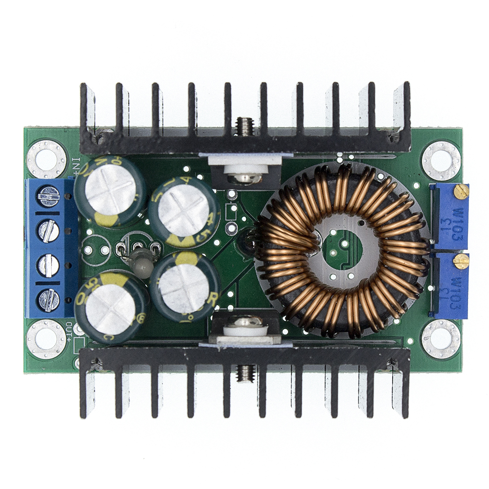 20pcs <font><b>DC</b></font>-<font><b>DC</b></font> 9A <font><b>300W</b></font> CC CV XL4016 moule Constant current constant voltage 5-40V To 1.2-35V Power Supply Module LED Driver image