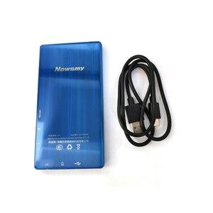 Image 5 - Walkman портативный MP4 плеер с сенсорным экраном, 8 Гб, поддержка Bluetooth, 5 дюймов, Mp4, электронная книга, MP4, музыкальный плеер, FM радио, подарок для путешествий, кино