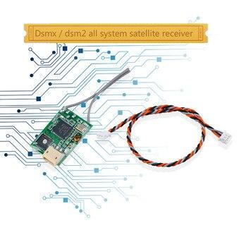 Odbiornik Dsmx dsm2 z przełącznikiem częstotliwości jednostka wewnętrzna FPV