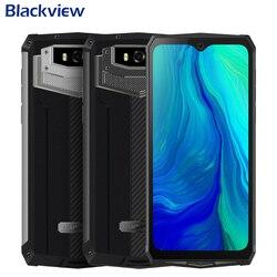 Blackview BV9100 водонепроницаемый смартфон с 5,5-дюймовым дисплеем, восьмиядерным процессором MT6765V, озу 4 гб, пзу 64 гб, 6,3 мач, Android 9,0