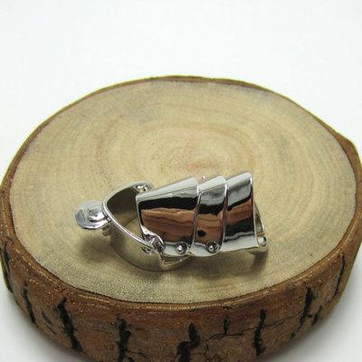 Европейская и американская мода серебряное четырехсекционное кольцо