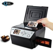 4 in 1 COMBO 22 Mega Pixel di Foto e Digitale 35 millimetri Scanner per Pellicole 135 Convertitore Negative Photo Scanner Affari card Scanner