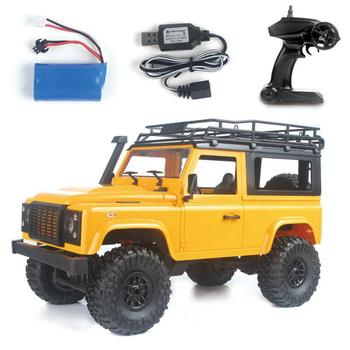 1:12 2.4G Remote Control High Speed Off Road Truck Vehicle Toy RC Rock Crawler Buggy Climbing Car for PICKCAR D90 Kid Boy Toys