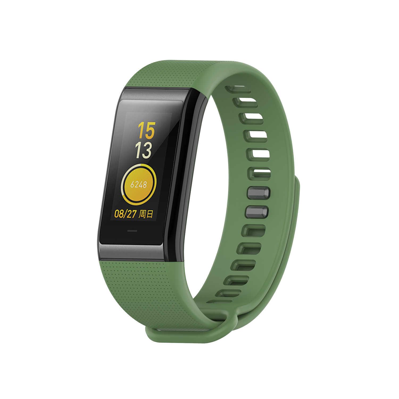Correa de silicona suave colorida para reloj, correa de repuesto cómoda para Xiaomi Huami Amazfit Cor A1702