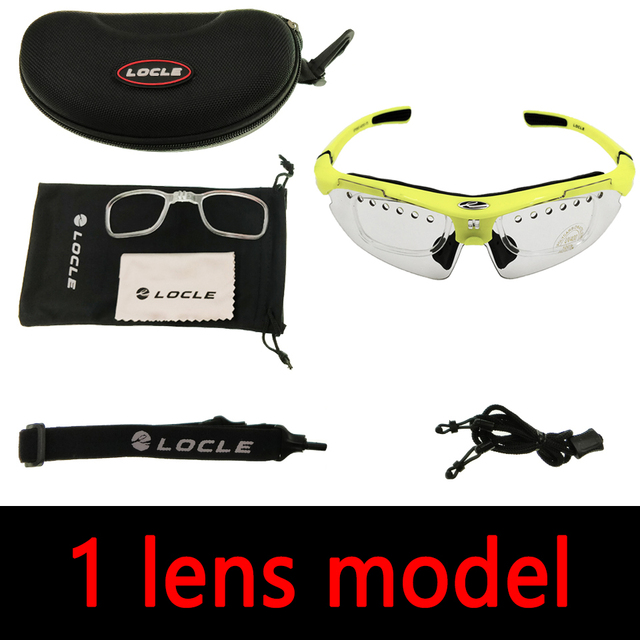 Locle ciclismo óculos uv400 polarizado ciclismo óculos de sol men road mtb bicicleta óculos de pesca equitação óculos de proteção ciclismo 3
