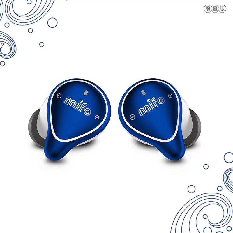 Image 2 - Mifo O5 Bluetooth 5.0 TWS limited edition Bluetooth Headset Binaural Mini Earbuds In Ear HIFI IPX7 Waterproof Earphones-in Bluetooth Earphones & Headphones from Consumer Electronics