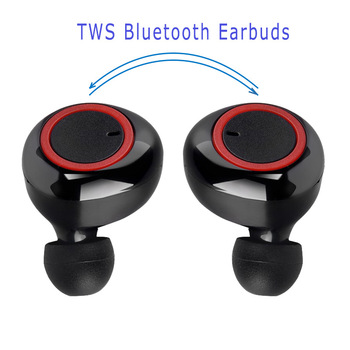 NOKEVAL Y50 bluetooth earphone 5.0 TWS Wireless Headphons earphones  Earbuds  Stereo Gaming Headset With  Charging Box for phone 3