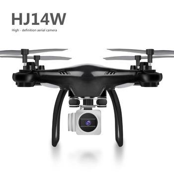 HobbyLane HJ14W Wi-Fi Remote Control Aerial Photography Drone HD Camera 200W Pixel UAV Gift Toy