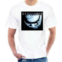 Disturbed T Shirt The Sickness Band Logo new Official Mens Black 1874B