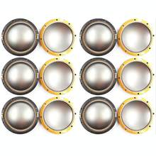 "12pcs Quality Diaphragm Kit For Peavey 44XT, 44T, 16 ohm 4"" Voice Coil FREE SHIPPING(China)"