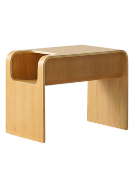 Nordic solid wood sofa side table C-shaped corner table mini bay window small coffee table simple small apartment side cabinet [haotian vegetarian] antique chinese cabinet door corner flower corner flower corner piece coffee table htg 087 tri color