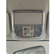 Light-Lamp-Cover Trim-Accessories Honda Crv for CR-V 1pcs Ceiling-Roof-Reading Stainless-Steel