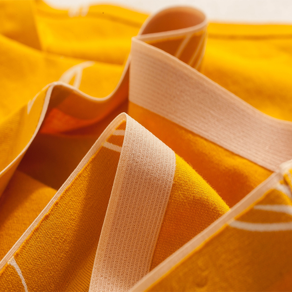 Cotton Sexy Female Seamless Printing abdomen Panties Comfortable Hip Lift Briefs Women's high waist underwear 5