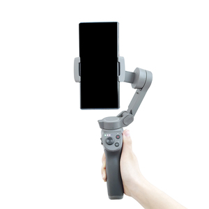 Image 3 - DJI Osmo Mobile 3 is a Foldable Gimbal for Smartphones Support Quick Roll ActiveTrack 3.0 Sport Mode in Stock