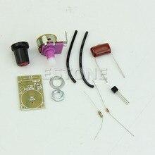 Прямая поставка 100 вт диммер модуль с переключателем регулятор скорости модуль DIY Kit компоненты