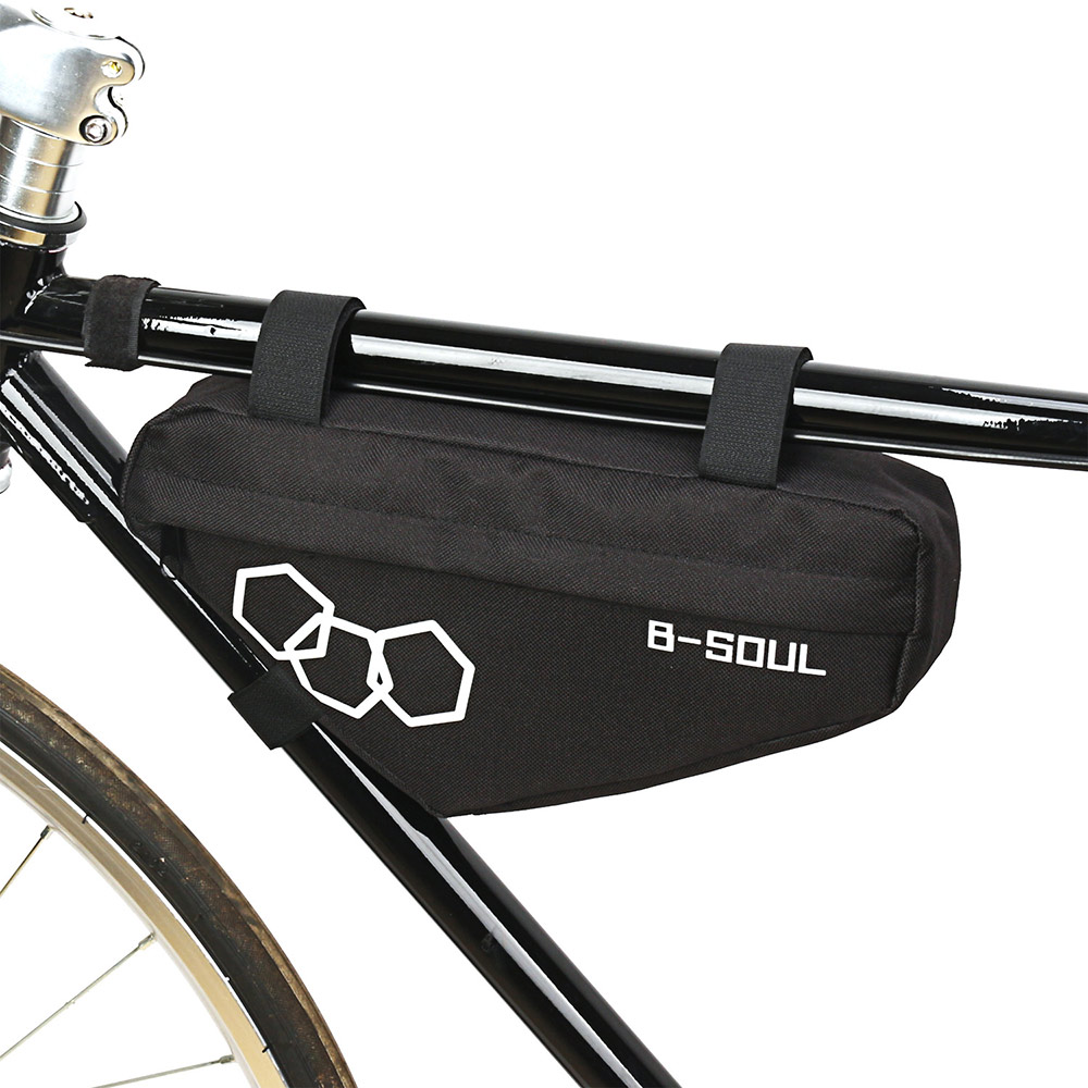 Waterproof Mountain MTB Bike Triangle Bag Cycling Bicycle Frame Front Tube Bags