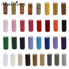 1Pc Sewing Thread 50M Strong And Durable Polyester Hand Stitching Embroidery Threads DIY Needlework Supplies