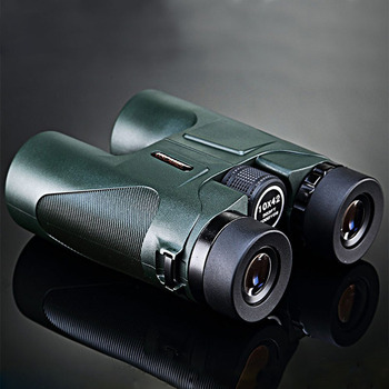 Army Green High Quality HD 10x42 USCAMEL Military Binoculars Professional Hunting Telescope Zoom  Vision No Infrared Eyepiece uscamel 8x42 binoculars professional telescope military hd high power hunting outdoor green