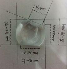 Hurtownie do projektora Vivitek D508 D517 D553 D820MS D825ES D830MX żarówka jak obiektyw z tworzywa sztucznego szkło optyczne ze szkła wypukłe lustro