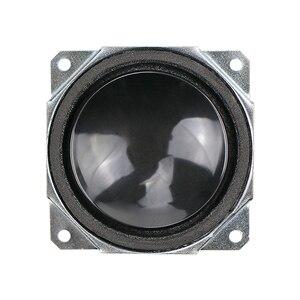 Image 4 - 2 inç 20W tam aralıklı Subwoofer hoparlör 8ohm PP lavabo refleks kumaş kenar çift manyetik uzun strok masaüstü DIY 1 çift